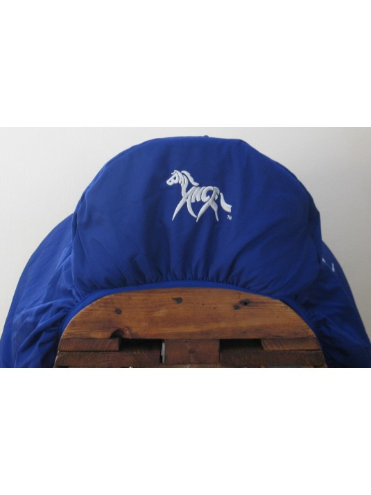 Deluxe Lined Saddle Cover image 2